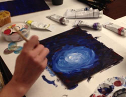 BCATA Art Boards Coffee Night